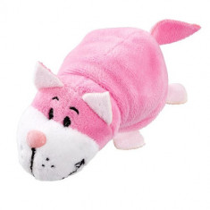 Mascota FlipZees 12.5 cm - Pisica si Soricel - Roboti de jucarie