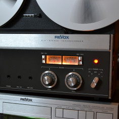 Magnetofon reVox A 77 MK IV --studer-- ca nou