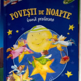 Povesti de noapte buna preferate - Carte de povesti