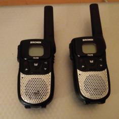 STATIE RADIO EMISIE RECEPTIE BRONDI FX-318