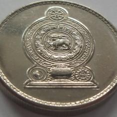 Moneda 50 Centi - SRI LANKA (CEYLON), anul 2002 *cod 394 a.UNC, Australia si Oceania