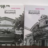 CASE SI OAMENI DIN BUCURESTI -ANDREI PIPPIDI(2 VOL) - Istorie