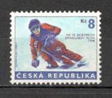 Cehia. 1998 Cupa Mondiala de schi bob  KX.429, Nestampilat