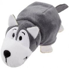 Mascota FlipZees 12.5 cm - Catel Husky si Urs Polar - Roboti de jucarie