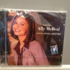 Songs From ALLY McBEAL feat.VONDA SHEPARD (1998/Sony) - CD NOU/SIGILAT/ORIGINAL - Muzica Pop sony music