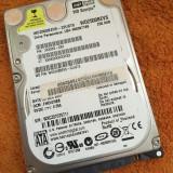 Hard disc Western Digital 250GB ( WD2500BEVS ) - 8 sectoare predispuse la eroare - HDD laptop Western Digital, 200-299 GB, SATA, 8 MB