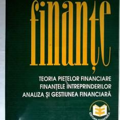 Ion Stancu - Finante