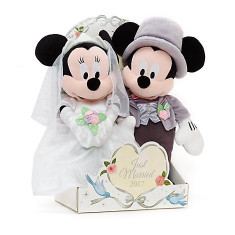 Jucarii plus Mickey si Minnie Mouse Deluxe