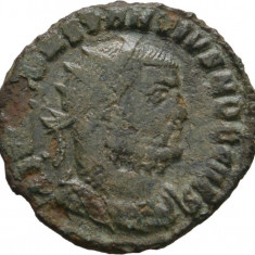 1 follis Constantius I Chlorus (cel Palid) (293-306) Imp. Roman 2.07. - Moneda Antica, Europa