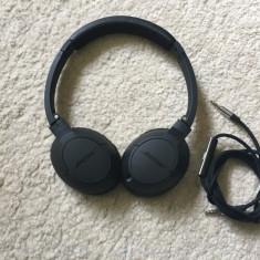 Casti BOSE SoundTrue OE cu defect, Casti On Ear, Cu fir, Mufa 3, 5mm