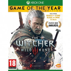 The Witcher 3 Wild Hunt Game Of The Year (GOTY) Ps4 Xboxone - Jocuri PS4, Role playing, 18+, Single player