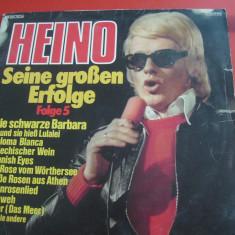 A(01) vinil-HEINO Eeine groben Erfolge - Muzica Ambientala Altele
