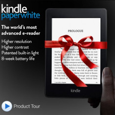 Amazon tableta e-reader kindle paperwhite 300 ppi - Tableta Kindle Fire