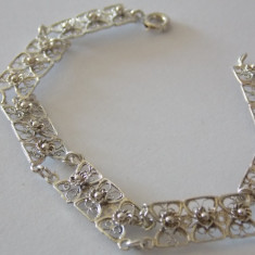 Bratara argint cu filigran -2068