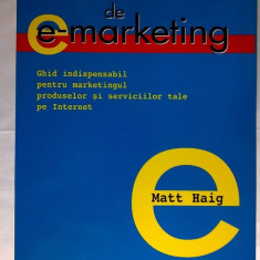 Matt Haig - Manual de e-marketing