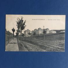 Targu Mures - Carte Postala Muntenia 1904-1918, Circulata, Fotografie