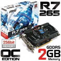 AMD Radeon R7 265 OC Edition cu Arctic Cooling Accelero S1 - Placa video PC Msi