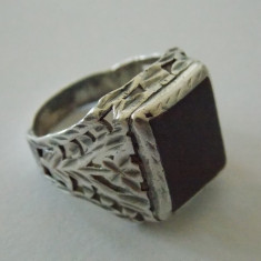 Inel argint vintage -2088