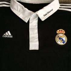 Tricou fotbal ADIDAS REAL MADRID Campioana Spaniei si a Europei - Echipament fotbal Adidas, Marime: XL/XXL