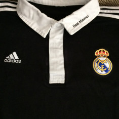 Tricou fotbal ADIDAS REAL MADRID- SPANIA - Set echipament fotbal Adidas, Marime: XL/XXL