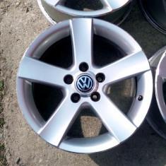 JANTE ORIGINALE VW 16 5X112 - Janta aliaj, Latime janta: 7, Numar prezoane: 5