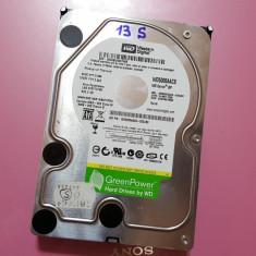 13S.HDD Hard Disk Desktop 500GB, Western Digital, 16MB, Sata II, 500-999 GB, Rotatii: 7200, SATA2