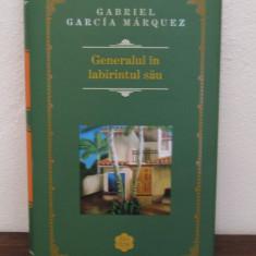 GENERALUL IN LABIRINTUL SAU (ed.cartonata)- GABRIEL GARCIA MARQUEZ - Roman, Rao, Anul publicarii: 2014