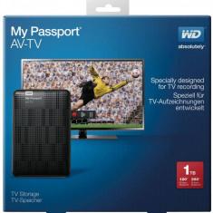 HDD extern Western Digital WD, 1TB, My Passport Ultra, 2, 5