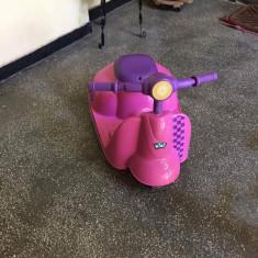 Scuter electric Razor Kixi Roz - Masinuta electrica copii