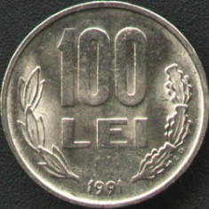 Bani vechi de 100 lei - Moneda Romania