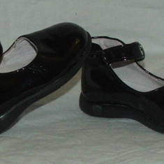 Pantofi copii PRIMIGII - nr 22, Culoare: Din imagine, Fete, Piele naturala