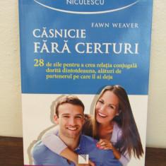 CASNICIE FARA CERTURI-FAWN WEAVER - Carte dezvoltare personala