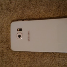 Samsung s6 edge - Telefon Samsung, Alb, 32GB, Neblocat