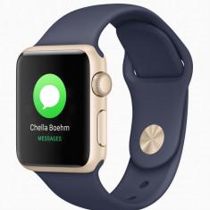 Vand Apple Watch Sport Edition 42mm Gold NOU