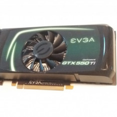 Placa video EVGA GeForce GTX 550 TI 1GB - Placa video PC