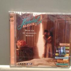 KUSCHEL CLASSIC - Various Artists - 2cd Set(1996/SONY) - CD NOU/SIGILAT/ORIGINAL - Muzica Clasica sony music