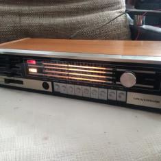 Vintage radio amplificator stereo Universum VT 2343, impecabil. - Amplificator audio