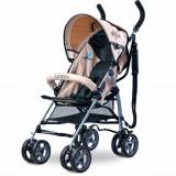 Carucior Sport Alfa beige - Carucior copii 2 in 1 Caretero