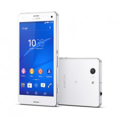 Sony Xperia Z3 White Liber de retea 0.00 Minute - Telefon mobil Sony, Alb, 16GB, Neblocat, Single SIM