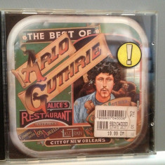 Arlo Guthrie - The Best Of (1977/Warner Rec/Germany) - CD ORIGINAL - Muzica Rock