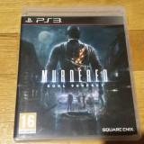 PS3 Murdered soul suspect - joc original by WADDER