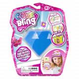 Set de creatie Color Bling Diamant - Decoreaza orice obiect personal Albastru