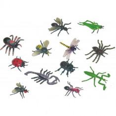 Set 12 Figurine Insecte - Figurina Povesti