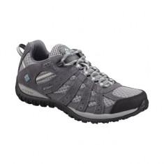 Pantofi pentru femei Columbia Redmond Boulder (CLM-1575461-BOU) - Adidasi dama Columbia, Culoare: Gri, Marime: 37, 38, 39, 40