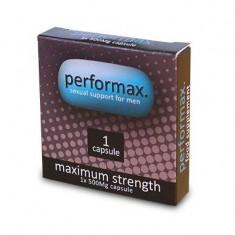 PERFORMAX - PASTILE POTENTA, ERECTIE, EJACULARE PRECOCE, PREMATURA, IMPOTENTA, - Stimulente sexuale, Altul