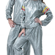 Costum de Slabit cu Efect de Sauna - Echipament Fitness, Costum fitness