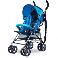 Carucior Sport Alfa blue - Carucior copii 2 in 1 Caretero
