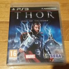 PS3 Thor Gods of thunder Marvel / 3D compatibil - joc original by WADDER - Jocuri PS3 Sega, Actiune, 16+, Single player