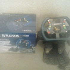 Volan BMW Williams F1 - PS2 - PlayStation PS 2