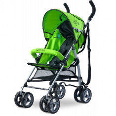 Carucior Sport Alfa green - Carucior copii 2 in 1 Caretero